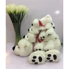 Медведь Умка с шарфом 51 см