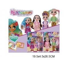 Кукла 15 см, MF335-9B, 2 шт в пакете