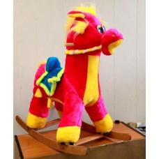 Качалка Лошадь (в ассорт) 90*70 см