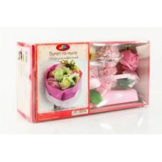 Акция Набор для создания букета из мыла Нежные цветы