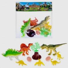Набор динозавров 3101 в пакете