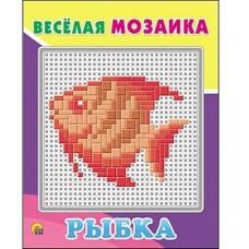 Акция Веселая мозаика. Рыбка М-1533 в коробке 17*1,5*24,5 см
