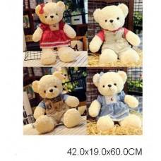 Медведь девочка, мальчик 55 см