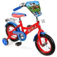 Велосипед детский щенячий патруль