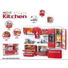 Кухня на бат свет звук 66079 в коробке 45*34*10 см /18/шт