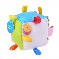 Игрушка Кубик с петельками