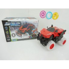 Машина 3D 1:20 на бат свет JX888-4 коробка 23*12*14 см /48шт.//24шт./ [919237]