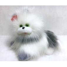 Кот лохматый 30 см