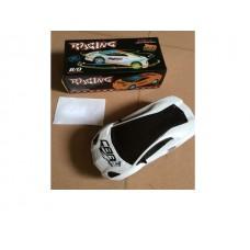Машина 3D 1:18 на бат свет звук поворот на 3600 001A коробка 21*9,5*6,5 см /120шт.//60шт./ [807737]