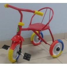 Велосипед 3-х колесный 3цвета BI-2 коробка /6шт//шт/ [862853]