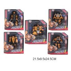 Трансформер 5 видов BF1011 коробка 21.5*9.5*24.5 см /48шт//24шт/ [887565]