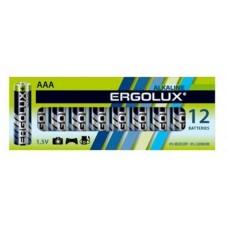 Батарейки Ergolux LR-03 BL*12 цена за 6 шт.