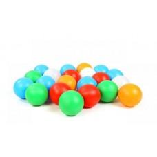 Набор шариков  для сухого бассейна 32шт