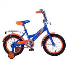 Велосипед детский hot wheels