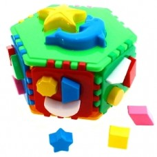 Куб Умный малыш Гиппо 23*23*15,5см