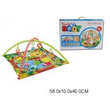 Коврик развивающий с игрушками 8800-1 в коробке
