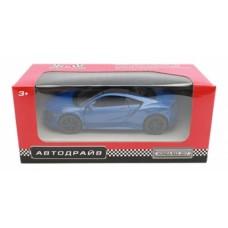 Машина Автодрайв металл 1:32 new honda nsx 2017 глянц., красная, синяя