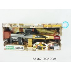 Гранотомёт на батарейках, световые эффекты SA931-37 в коробке