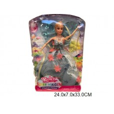 Кукла 28 см A991007B на листе