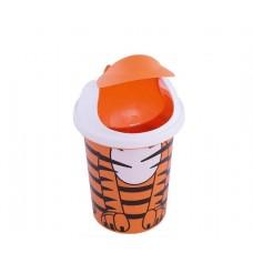 Корзина для игрушек детская 10 л. Jungle оранжевый