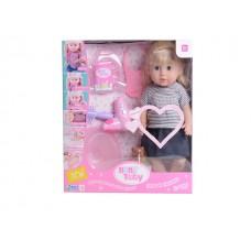 Кукла функциональная с аксессуарами 30720C29 в коробке 39*15*41 см