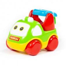 Автомобиль Би-Би-Знайка Даня №2 в сеточке