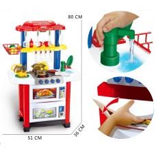 Игровой набор Кухня  с водой, световые и звуковые эффекты