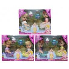 Кукла, A295, с аксессуарами, в коробке, 17*6*13,5 см