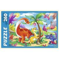 Пазлы 260 эл. Динозавры № 5