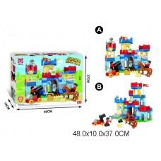 Конструктор Замок 188-152 коробка 48*10*37 см /12шт//шт/ [858915]