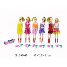 Кукла 1128-06 с аксесс в пак 27 см /720шт//бл.360/ OBL393015