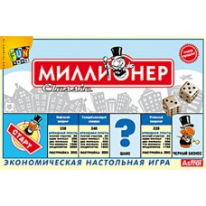 Монополия ФГ Миллионер-классик  (н.п.и.)