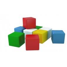 Кубики Радуга малая №1 35×14×7 см
