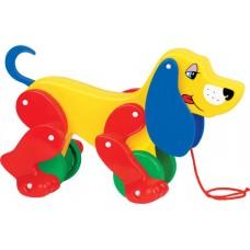 Каталка-Собака Боби в пакете 31 см