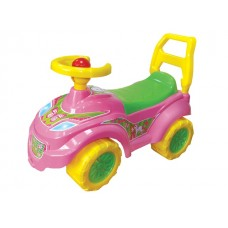 Автомобиль- каталка  для прогулок Принцесса