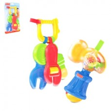 АКЦИЯ Погремушки 0534W Fisher Price инструменты