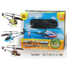 Вертолет SR8001 р/у на бат. в кор /48шт//бл./
