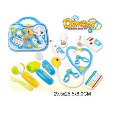 Доктор на батарейках световые эффекты 660-56 в коробке