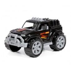 Автомобиль Легион №4 чёрный