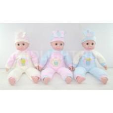 Кукла, 61868W, музыкальные эффекты, в пакете, 45 см