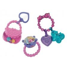 АКЦИЯ Набор 6962V погремушек Подарочный для девочек Fisher Price