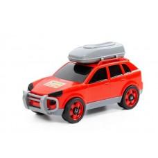 Автомобиль легковой в сеточке 24 см