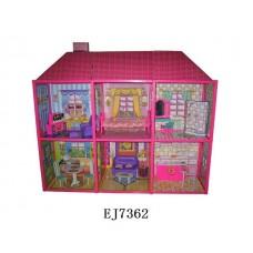 Дом 6983 для куклы в кор /6шт//бл./