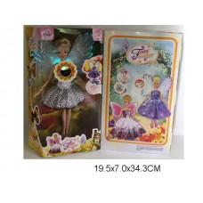 Кукла Фея, ZQ50514-06, звуковые эффекты, в коробке, 30 см