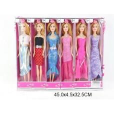 Кукла в ассортименте, FB9911-B, в коробке, 28 см