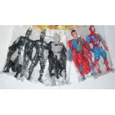 Супергерои 16 см 8066А в пакете /720шт/