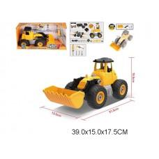 Конструктор трактор с ключами XK16-B2 в коробке