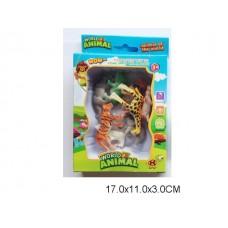 Набор диких животных 3840D в коробке