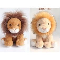 Лев сидит 25 см