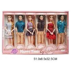 Кукла 28 см в  ассортименте в коробке